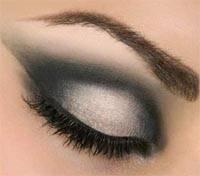 Универсальный макияж глаз смоки айс