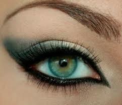 Красивый макияж для зеленых глаз. Общие рекомендации