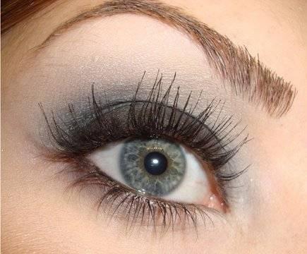 Серые глаза, значение этого цвета