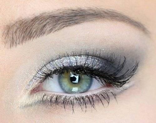 Серо зелёные глаза, значение этого сочетания