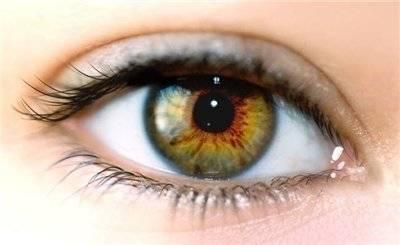 Необычные зелёно карие глаза: значение этого цвета