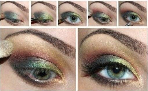 Макияж для серых глаз соответственно цвету кожи и волос