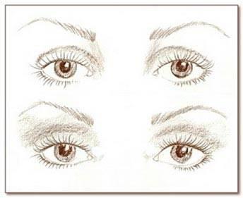 Как правильно подобрать макияж для глубоко посаженных глаз