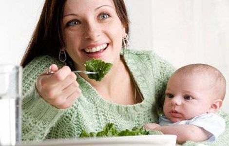 Что кушать после родов категорически нельзя?