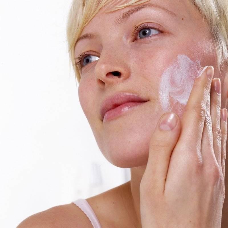 крем от аллергии на лице у взрослых